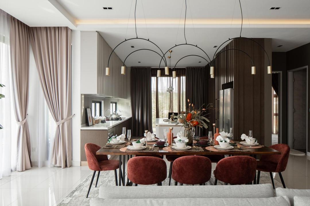 Blossom Jade Hills, Kajang by MIL Design & Construction