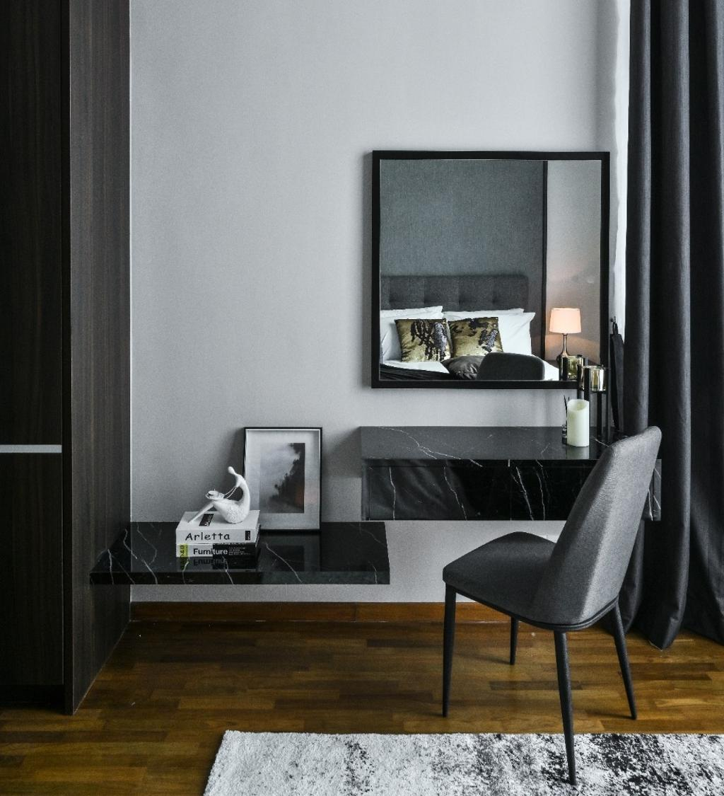 Condo, Tropicana Grande, Petaling Jaya, Interior Designer, Blaine Robert Design Sdn. Bhd.