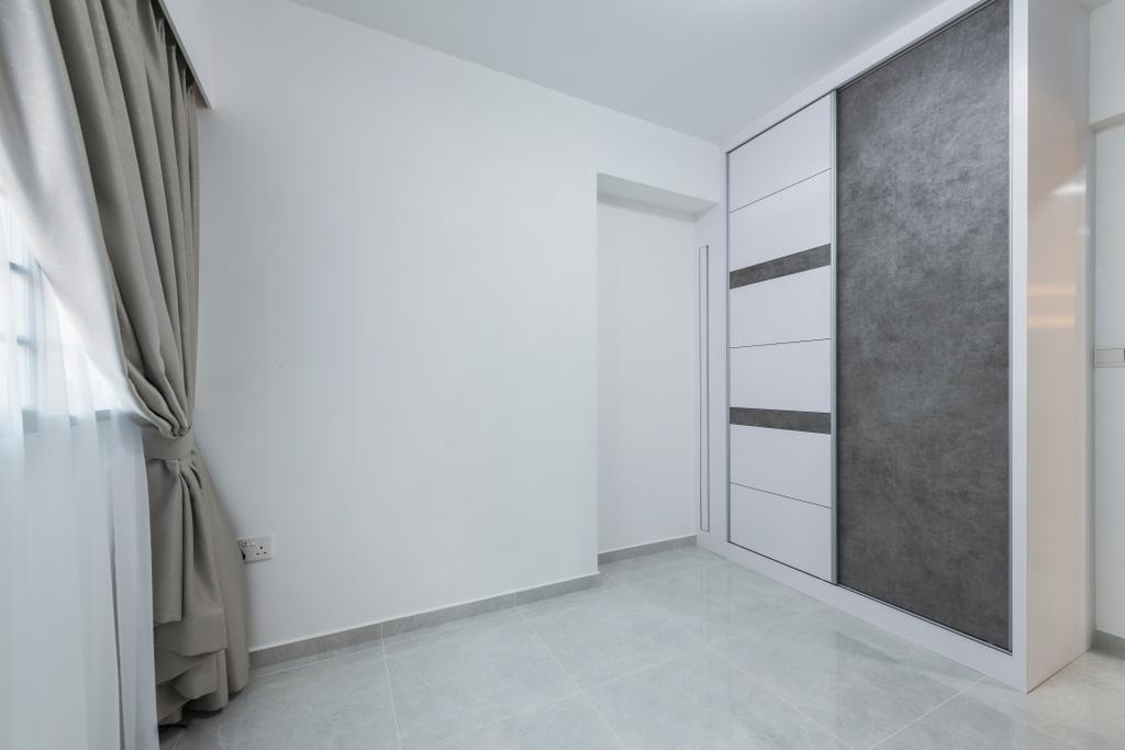Scandinavian, HDB, Bedroom, Bukit Batok West Avenue 9, Interior Designer, Design Identity