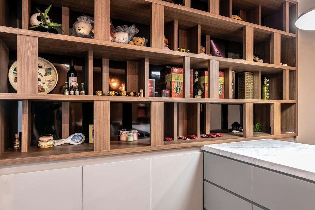 Scandinavian, HDB, Living Room, Jurong East Street 21, Interior Designer, Design Identity