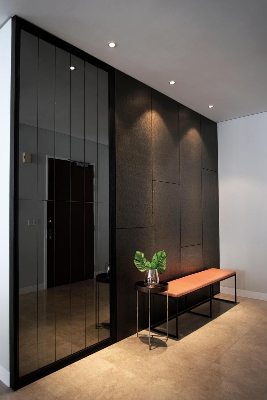 Minimalistic, Condo, One Menerung, Bangsar, Interior Designer, Monogram Design Studio, Modern
