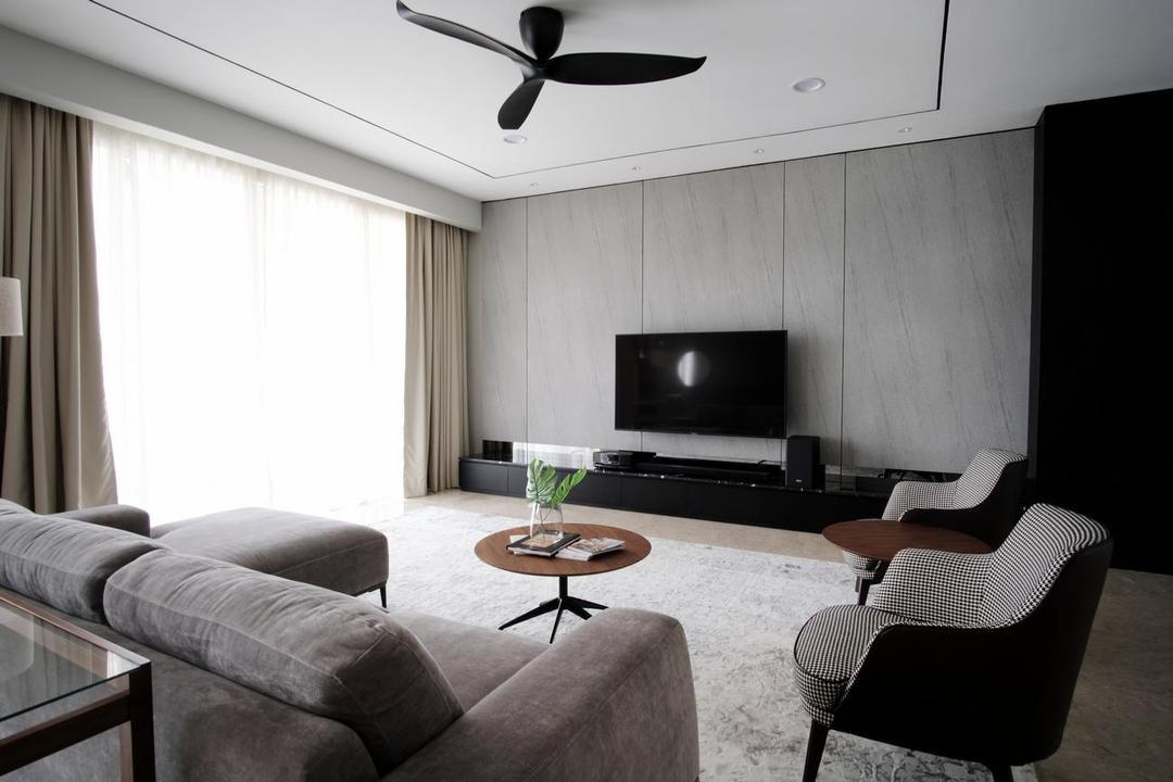 One Menerung, Bangsar by Monogram Design Studio
