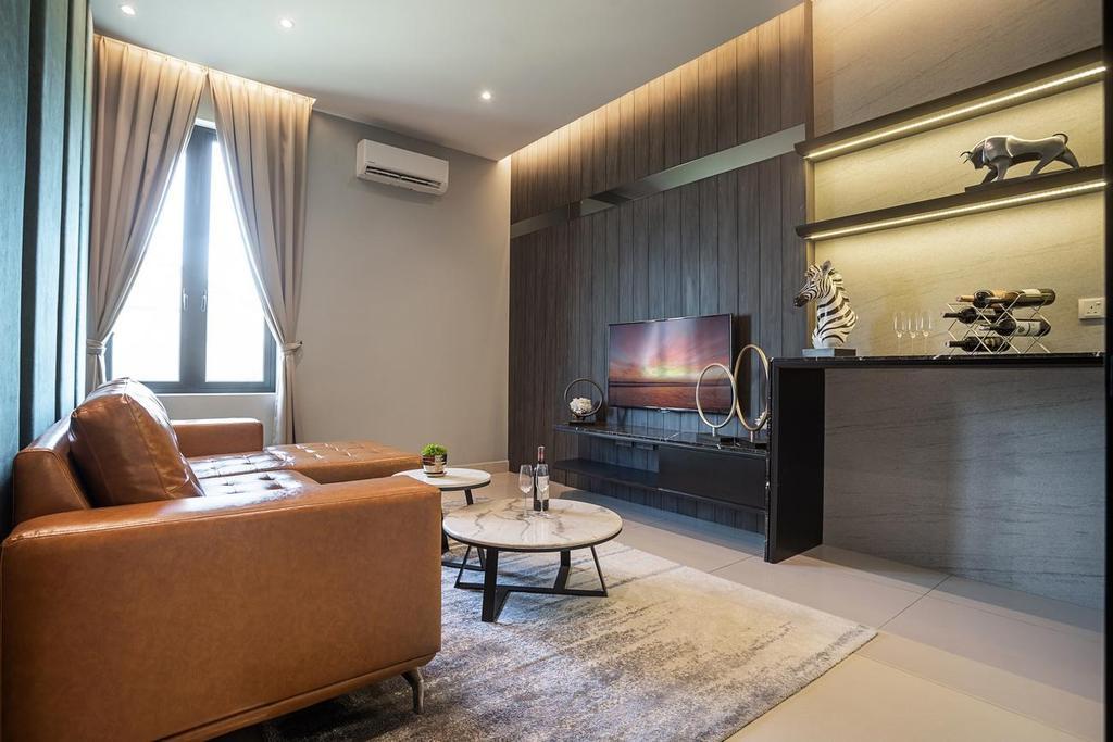 Modern, Landed, Daintree Residence, JB, Interior Designer, Monogram Design Studio