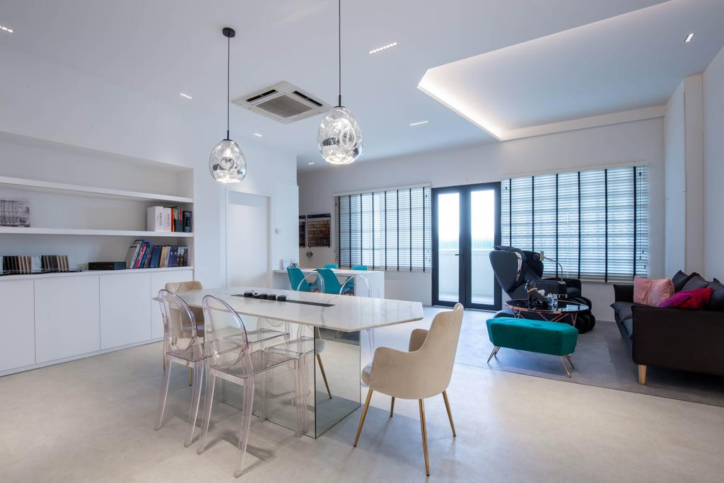 Ang Mo Kio Industrial Park 2, Commercial, Interior Designer, EA Interior Design, Modern