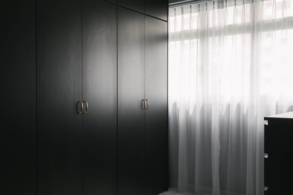 Contemporary, HDB, Bedroom, Senja Road, Interior Designer, EA Interior Design