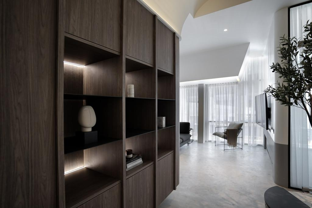The Park, Bukit Jalil, Commercial, Interior Designer, Doubble Interior Associates, Minimalistic