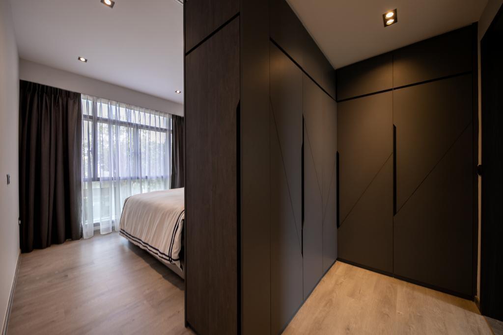 Modern, Condo, Bedroom, The Seawind, Interior Designer, Space Atelier, Contemporary