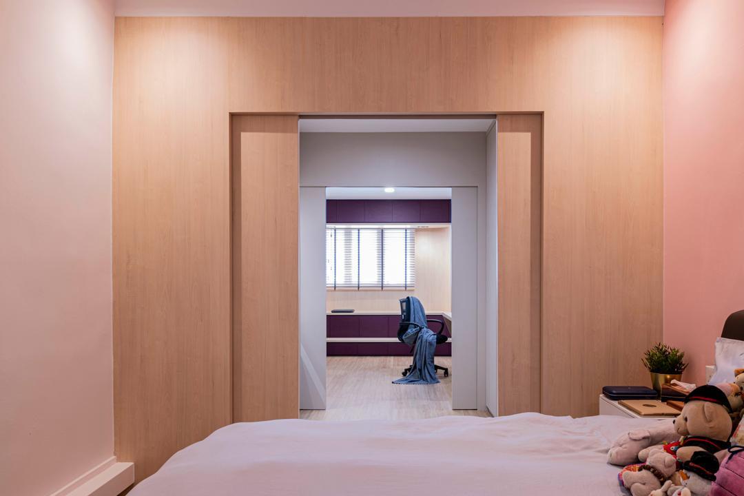 Lorong Liew Lian by Urban Home Design 二本設計家