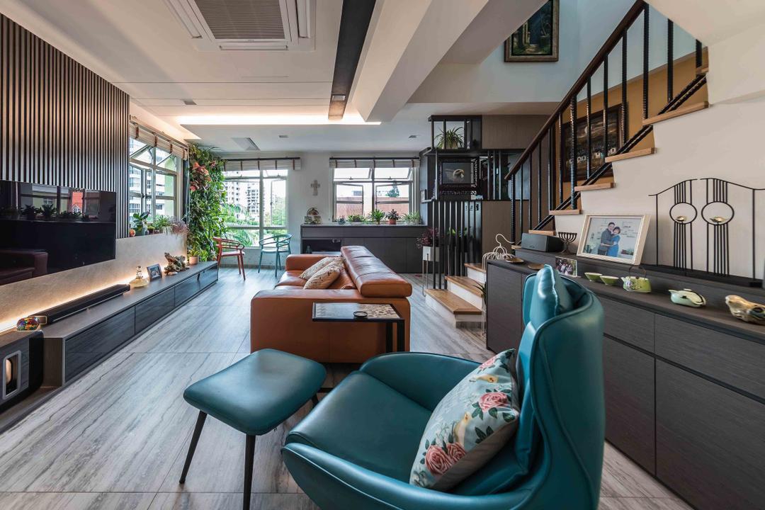 Penthouse Interior Design Singapore Interior Design Ideas