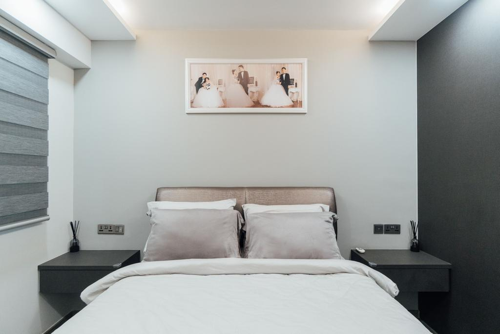 Contemporary, HDB, Bedroom, Canberra (Block 101A), Interior Designer, Le Interior Affairs