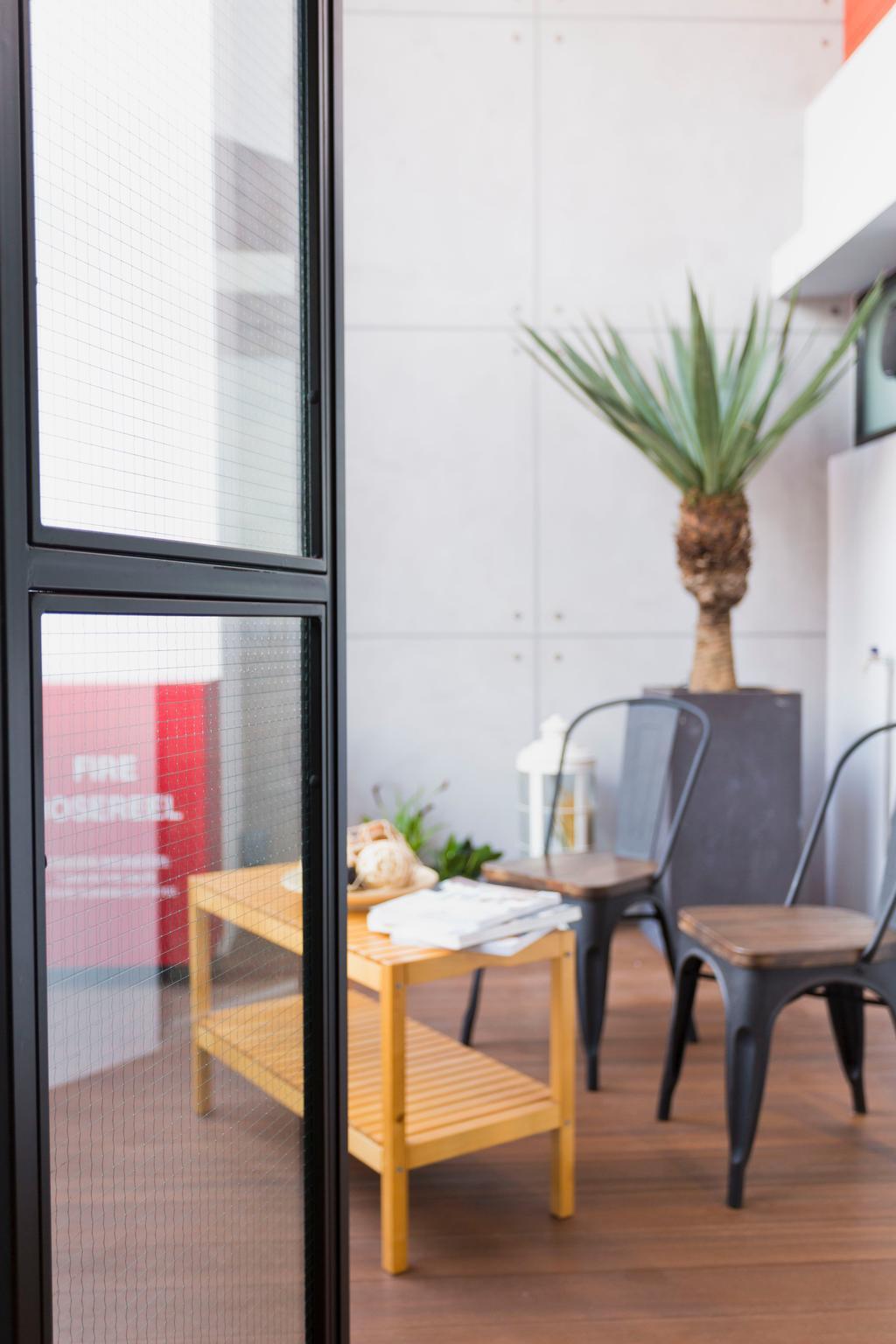 HDB, Balcony, Tampines Avenue 5, Interior Designer, Design Cube