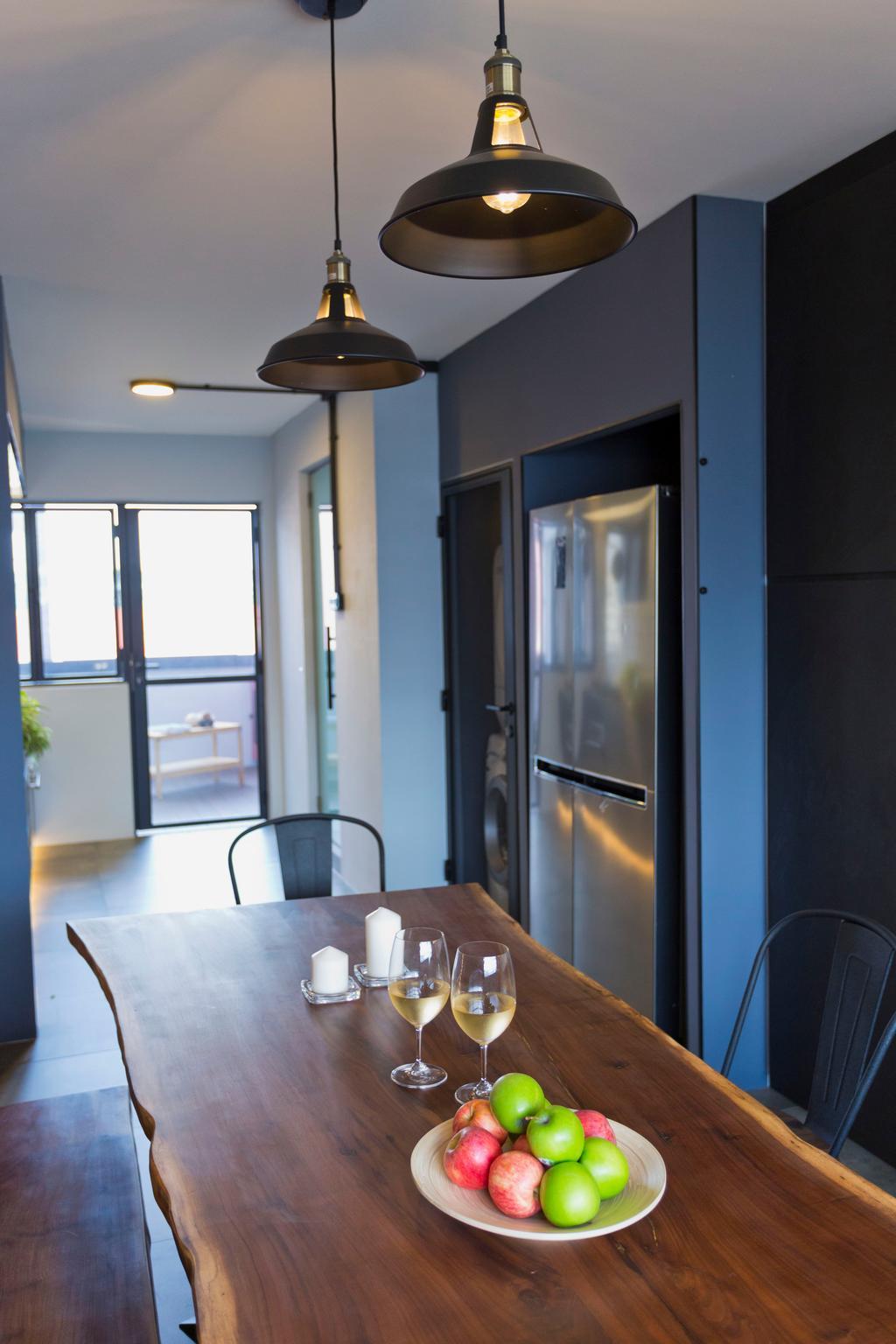 HDB, Dining Room, Tampines Avenue 5, Interior Designer, Design Cube