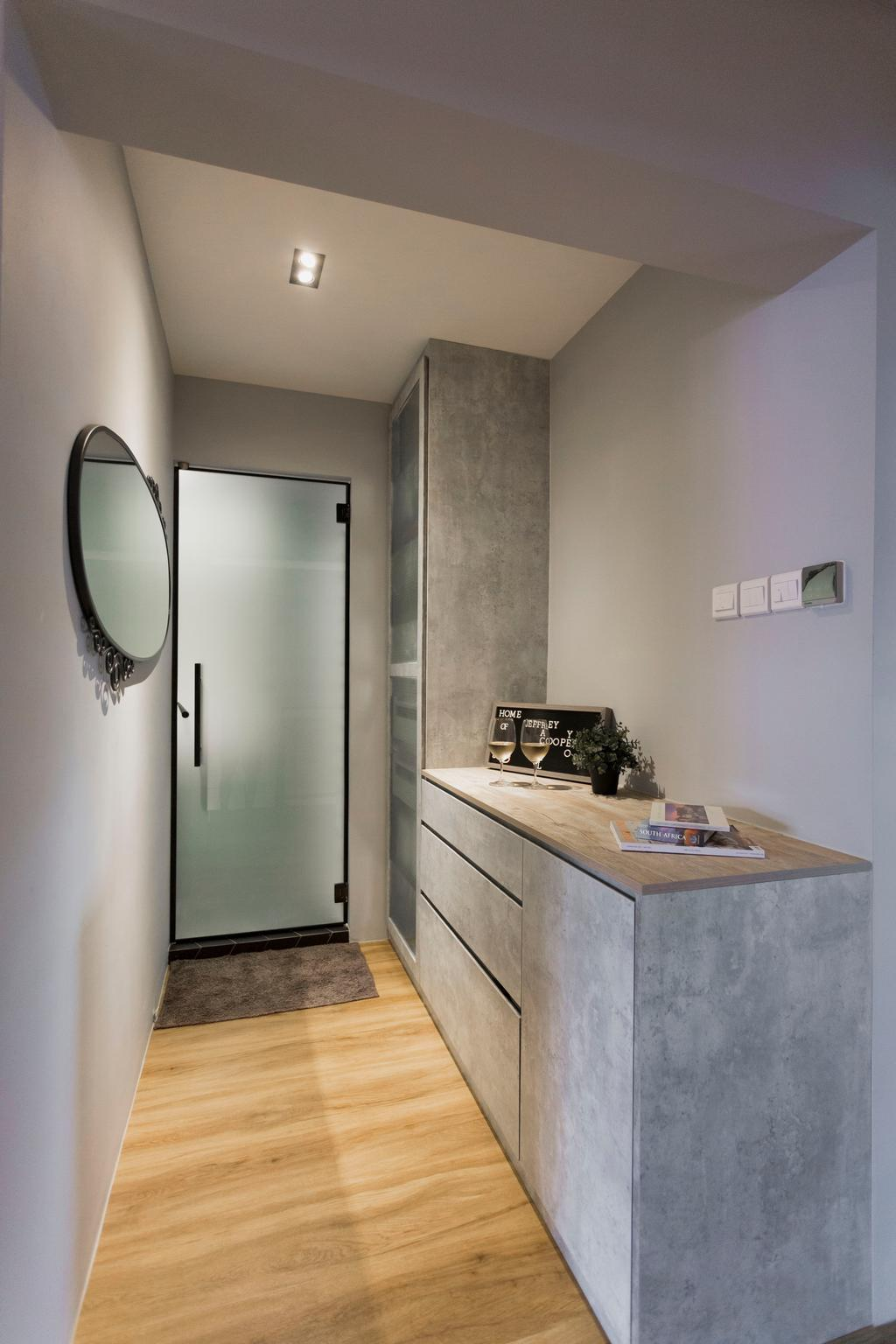 HDB, Bedroom, Tampines Avenue 5, Interior Designer, Design Cube