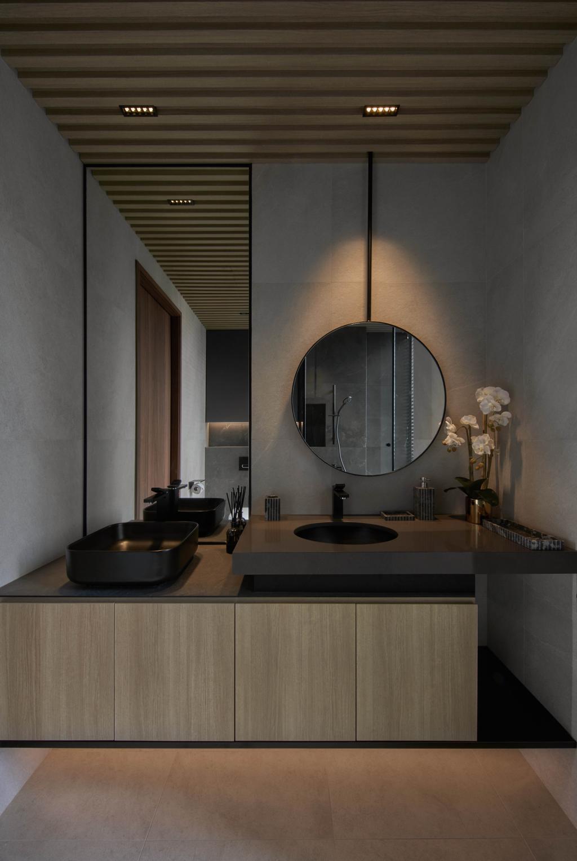 Contemporary, Condo, Bathroom, The Inspira, Interior Designer, 19 Eighty Three