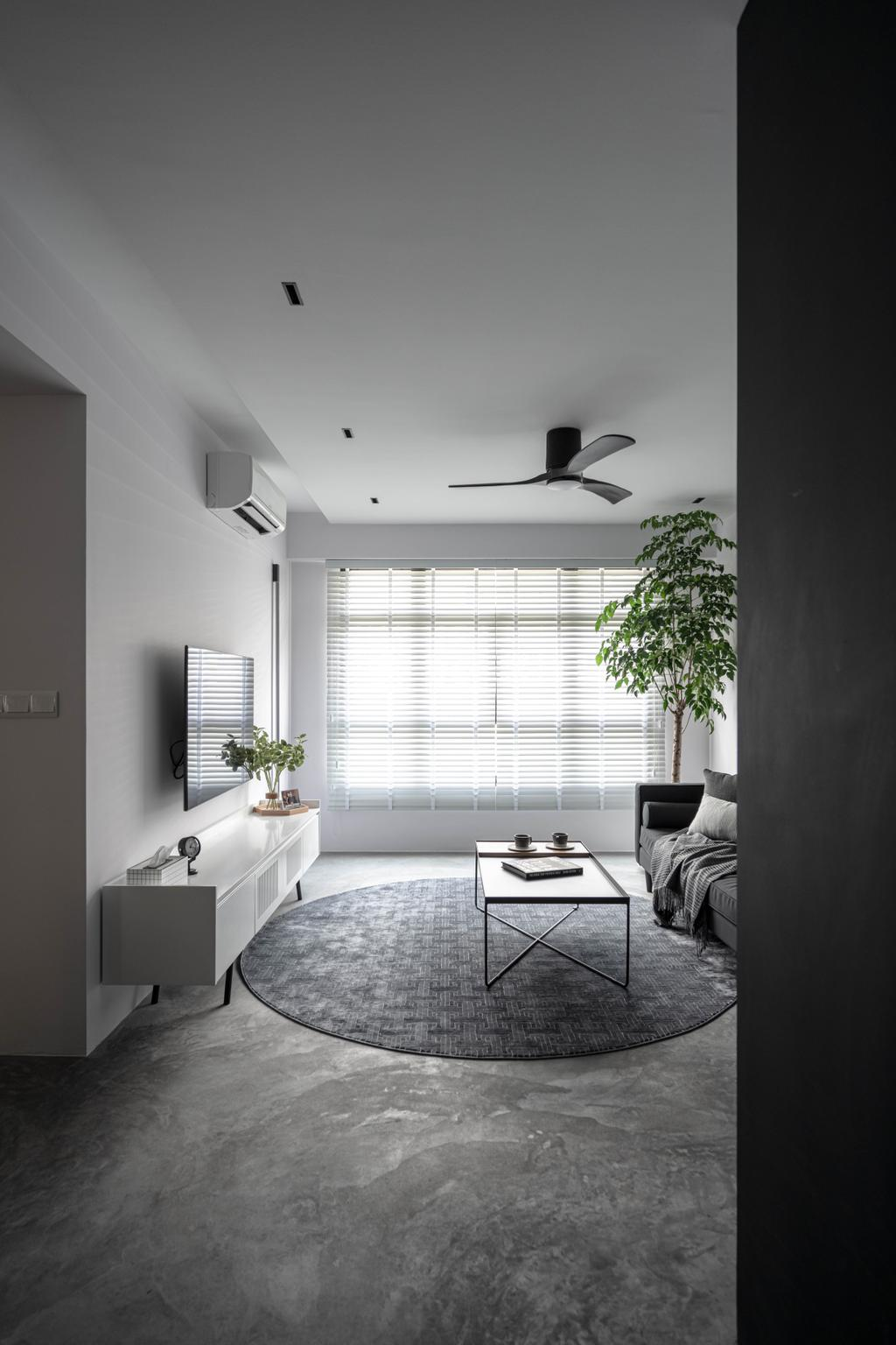 Contemporary, HDB, Tampines Greenweave, Interior Designer, 19 Eighty Three