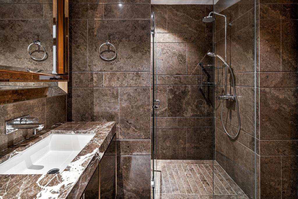 Modern, Condo, Bathroom, Stars of Kovan, Interior Designer, Mr Shopper Studio
