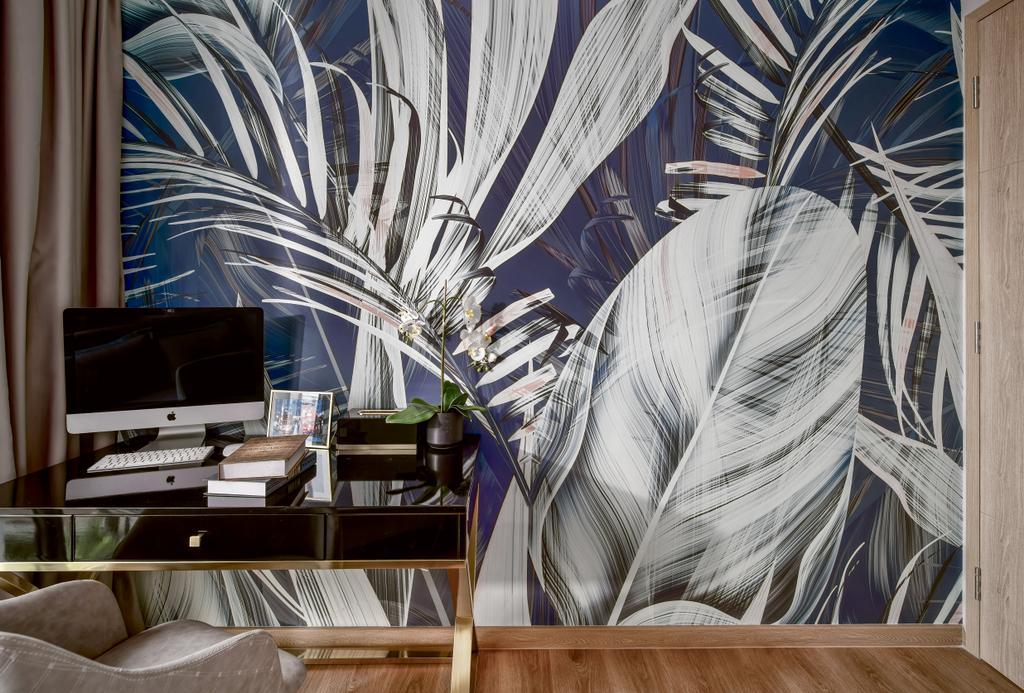 Modern, Condo, Bedroom, Hundred Palms Residences, Interior Designer, Mr Shopper Studio