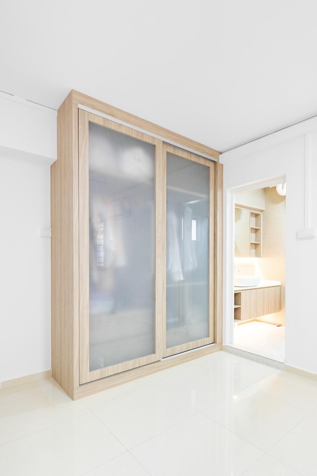 Modern, HDB, Living Room, Jurong West Avenue 3, Interior Designer, Azcendant, Scandinavian