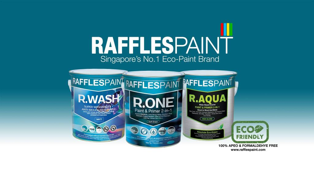 Raffles Paint 5
