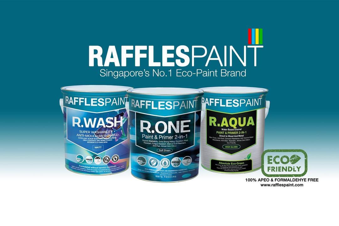 Raffles Paint 1
