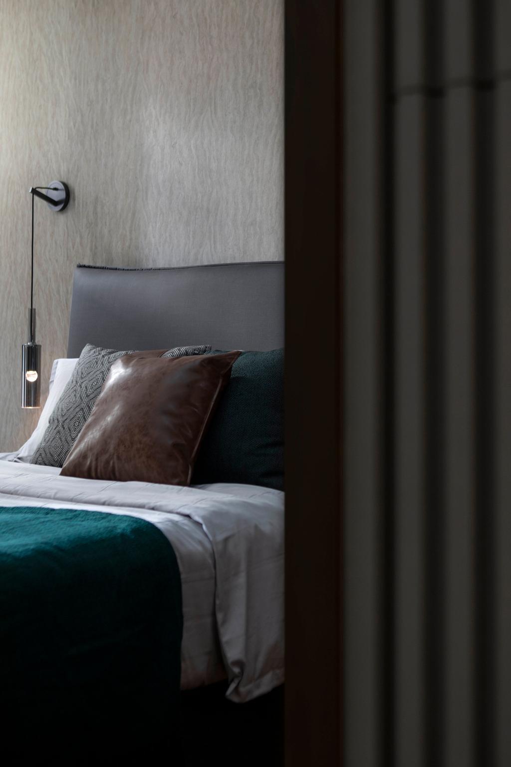 Contemporary, Condo, Bedroom, Sunville, Interior Designer, 19 Eighty Three, Scandinavian