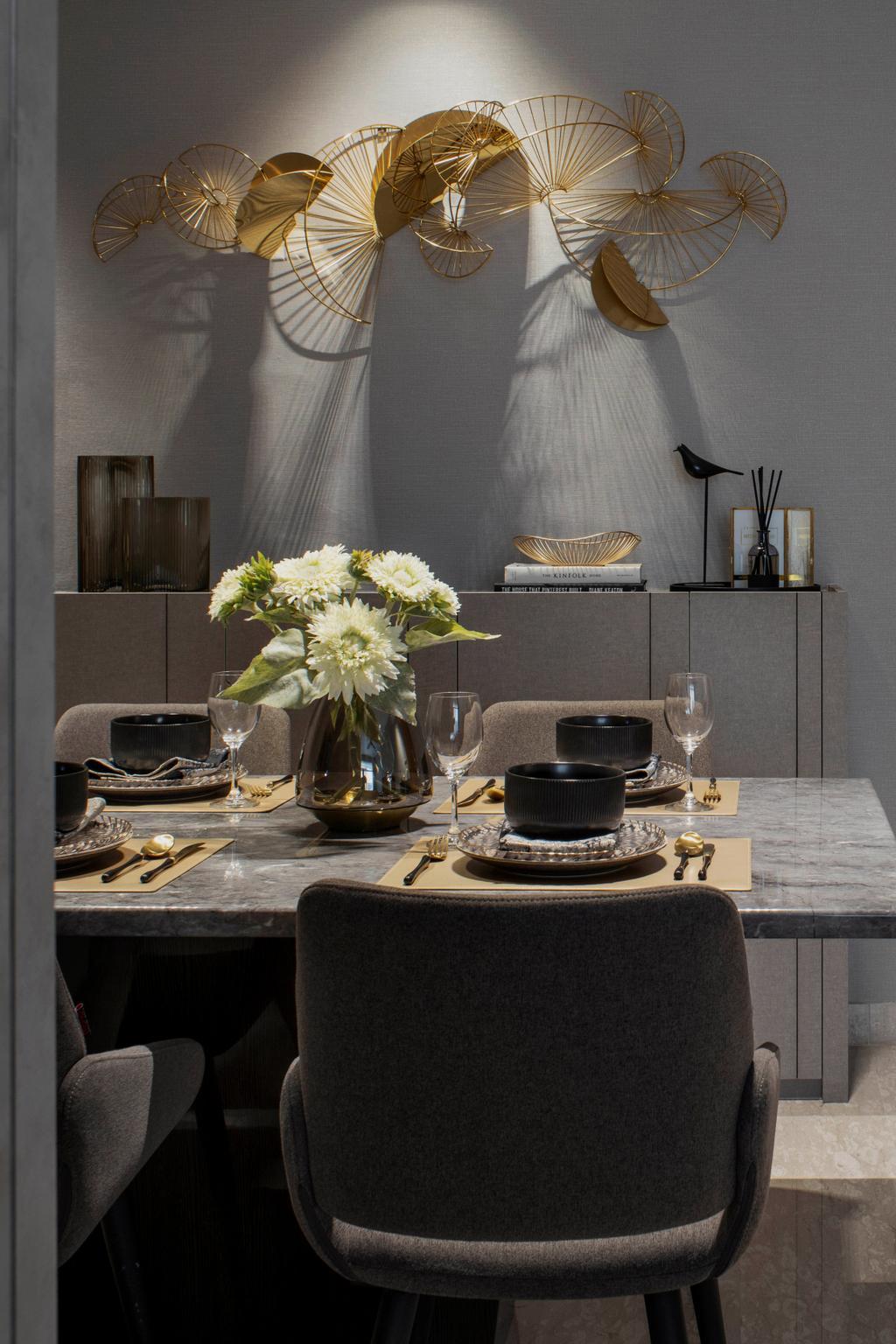 Contemporary, Condo, Sunville, Interior Designer, 19 Eighty Three, Scandinavian