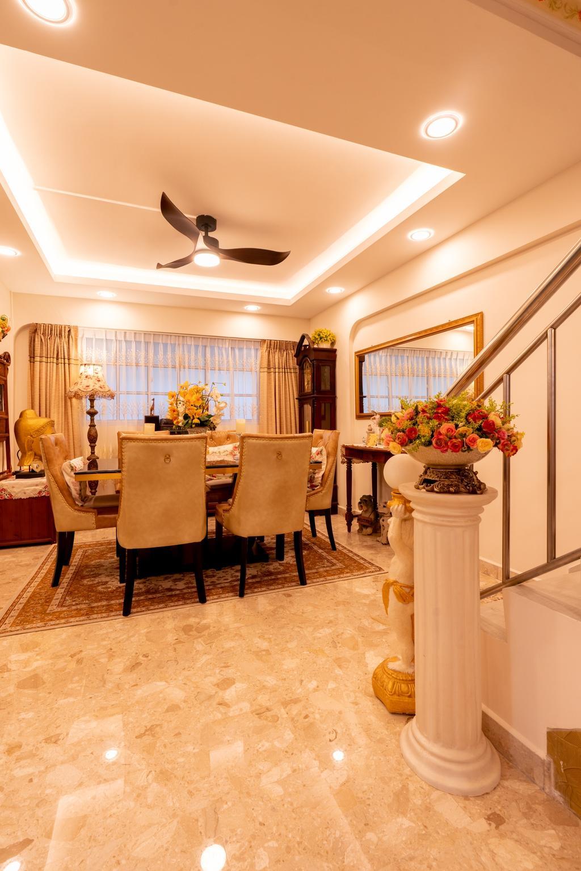 Transitional, HDB, Ubi Avenue 1, Interior Designer, ChengYi Interior Design