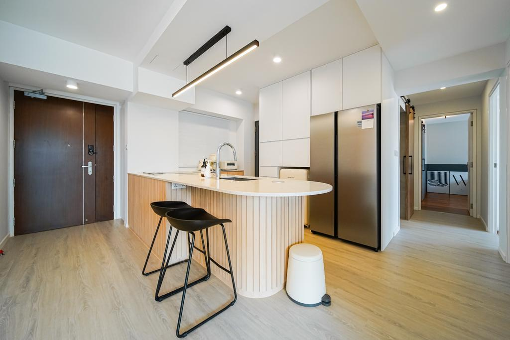 Cantonment Road by Albedo Design