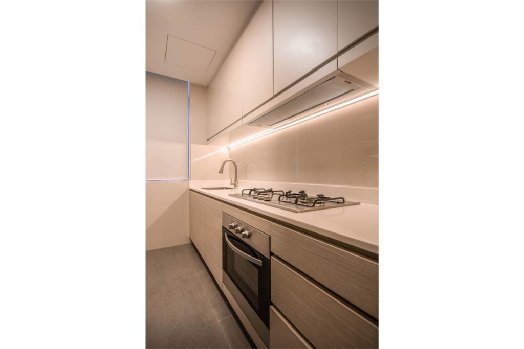 Contemporary, Condo, Kitchen, The Skywoods, Interior Designer, Albedo Design