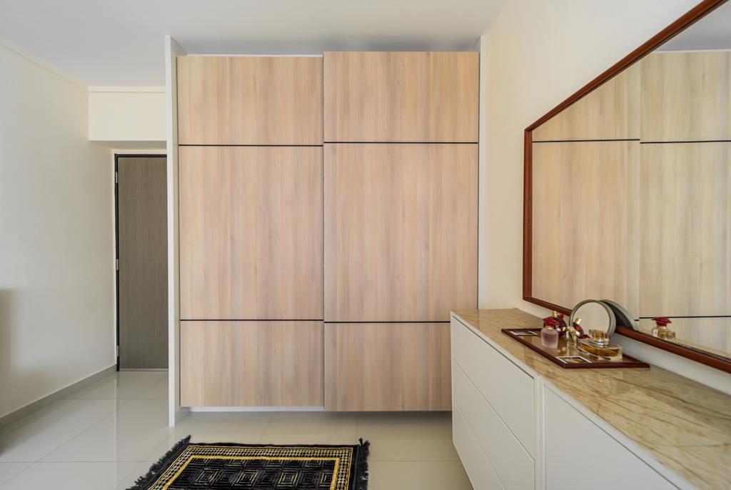 Contemporary, HDB, Bedroom, Hougang Avenue 8, Interior Designer, Albedo Design
