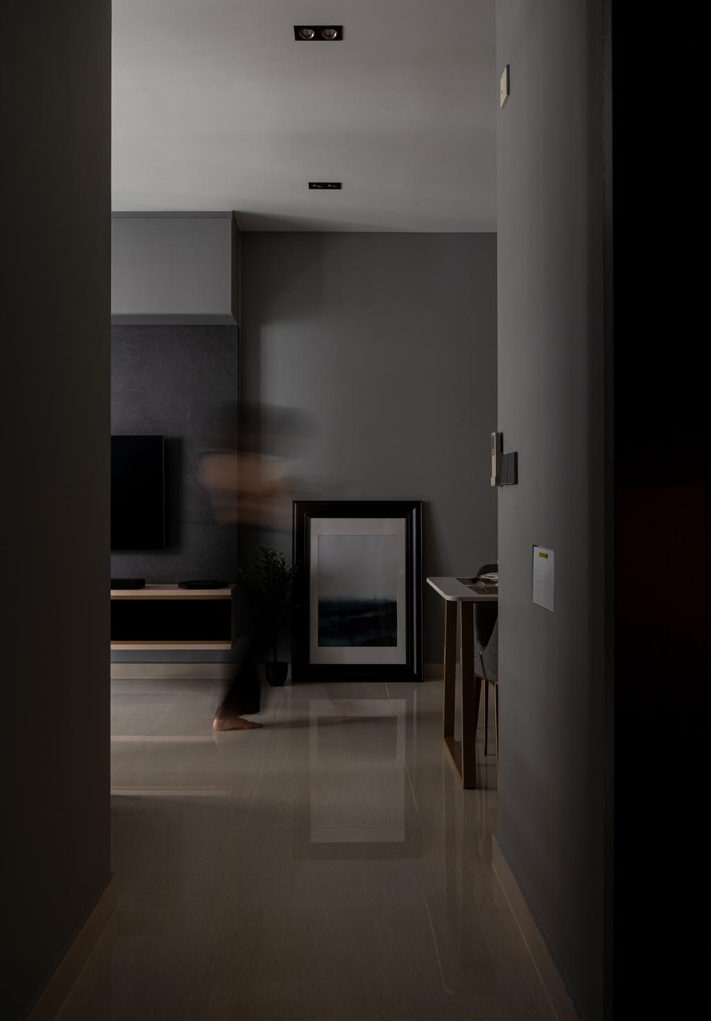 Modern, Condo, Living Room, Jewel @ Buangkok, Interior Designer, Insight.Out Studio, Contemporary