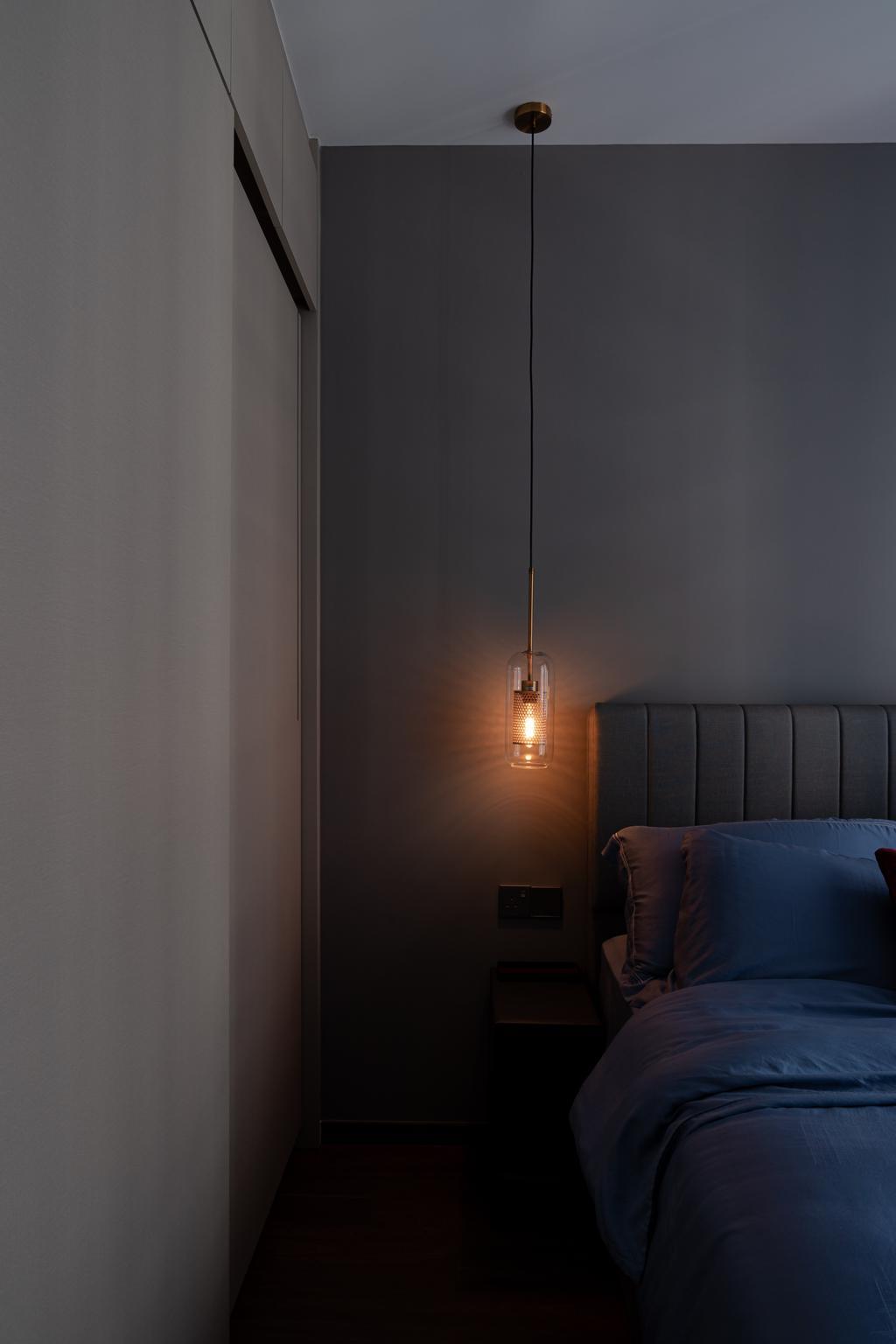 Modern, Condo, Bedroom, Jewel @ Buangkok, Interior Designer, Insight.Out Studio, Contemporary