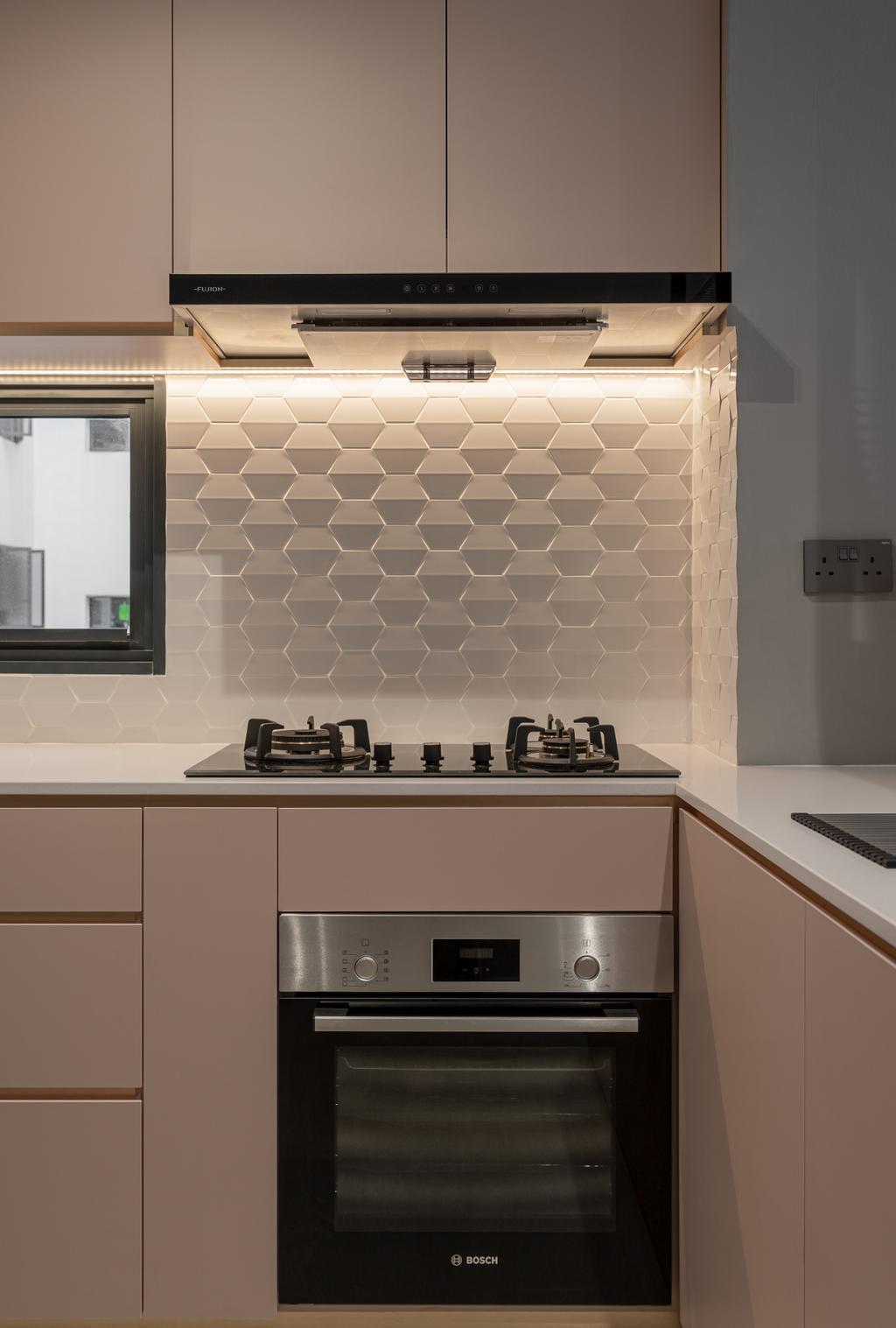 Modern, Condo, Kitchen, Jewel @ Buangkok, Interior Designer, Insight.Out Studio, Contemporary