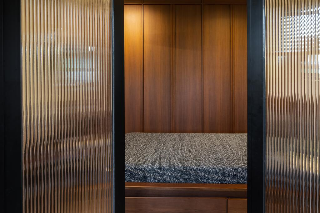 Retro, HDB, Bedroom, Telok Blangah Way, Interior Designer, Insight.Out Studio, Eclectic, Transitional