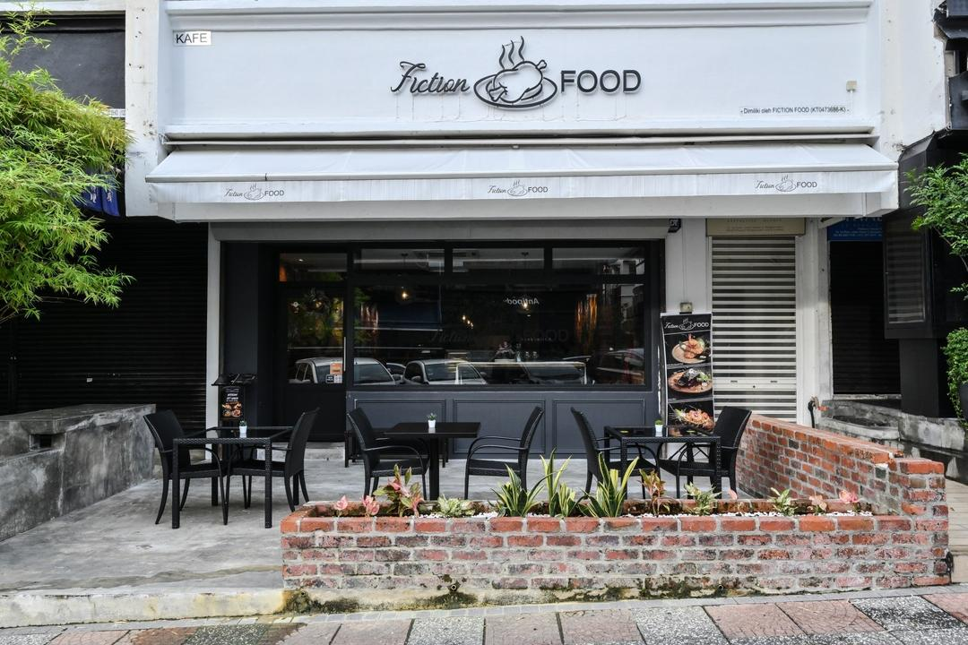 Fiction Food, Bangsar Baru