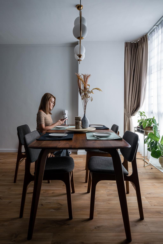 Retro, HDB, Senja Road, Interior Designer, Insight.Out Studio