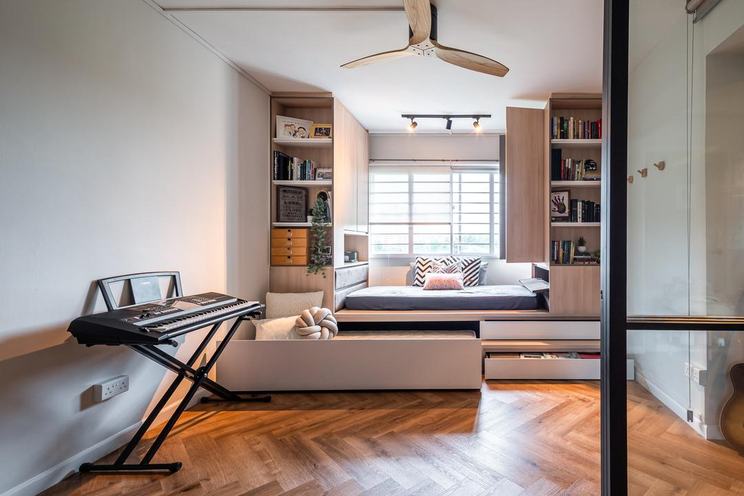 Bishan Street 23 by Insight.Out Studio