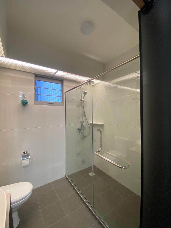 Modern, HDB, Bathroom, Bidadari Park Drive, Interior Designer, Sky Creation Asia