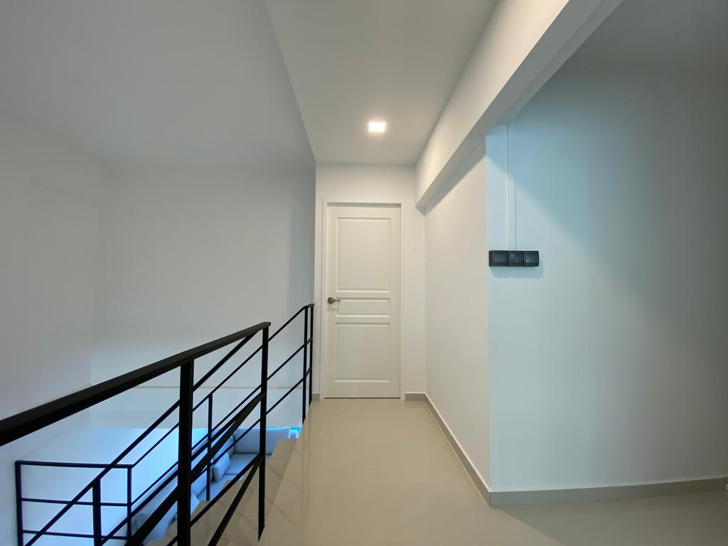 Minimalistic, HDB, Jurong West Street 41, Interior Designer, Sky Creation Asia