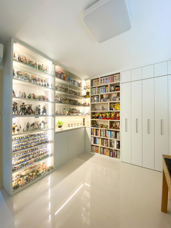 Scandinavian, HDB, Jurong West Street 91, Interior Designer, Sky Creation Asia, Minimalistic