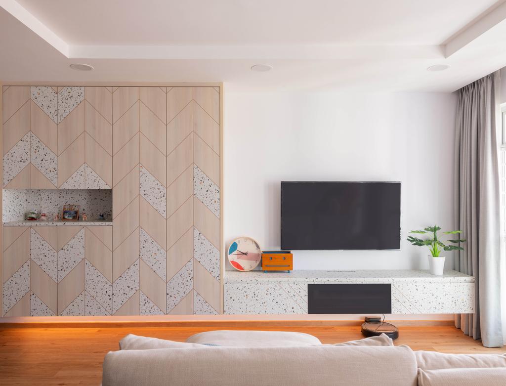 Sengkang East Avenue by Urban Home Design 二本設計家