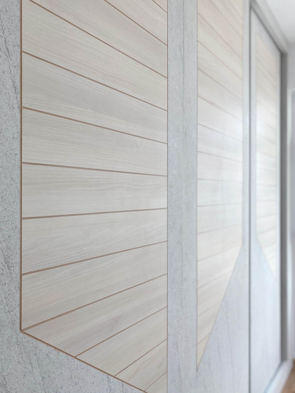Scandinavian, HDB, Bedroom, Sengkang East Avenue, Interior Designer, Urban Home Design 二本設計家