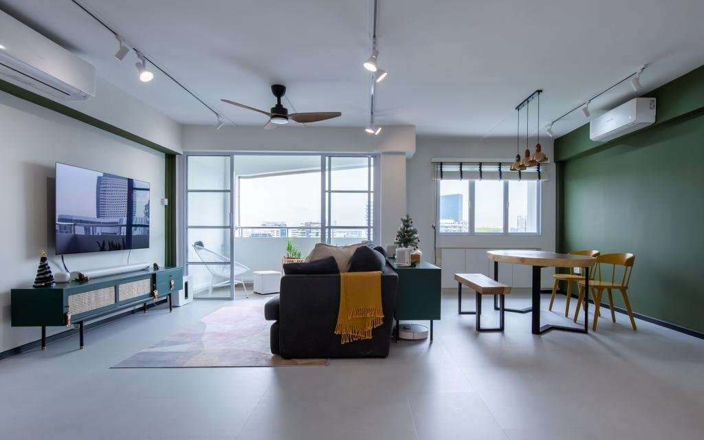 Toh Guan Road by Ataz Haus Interior Design