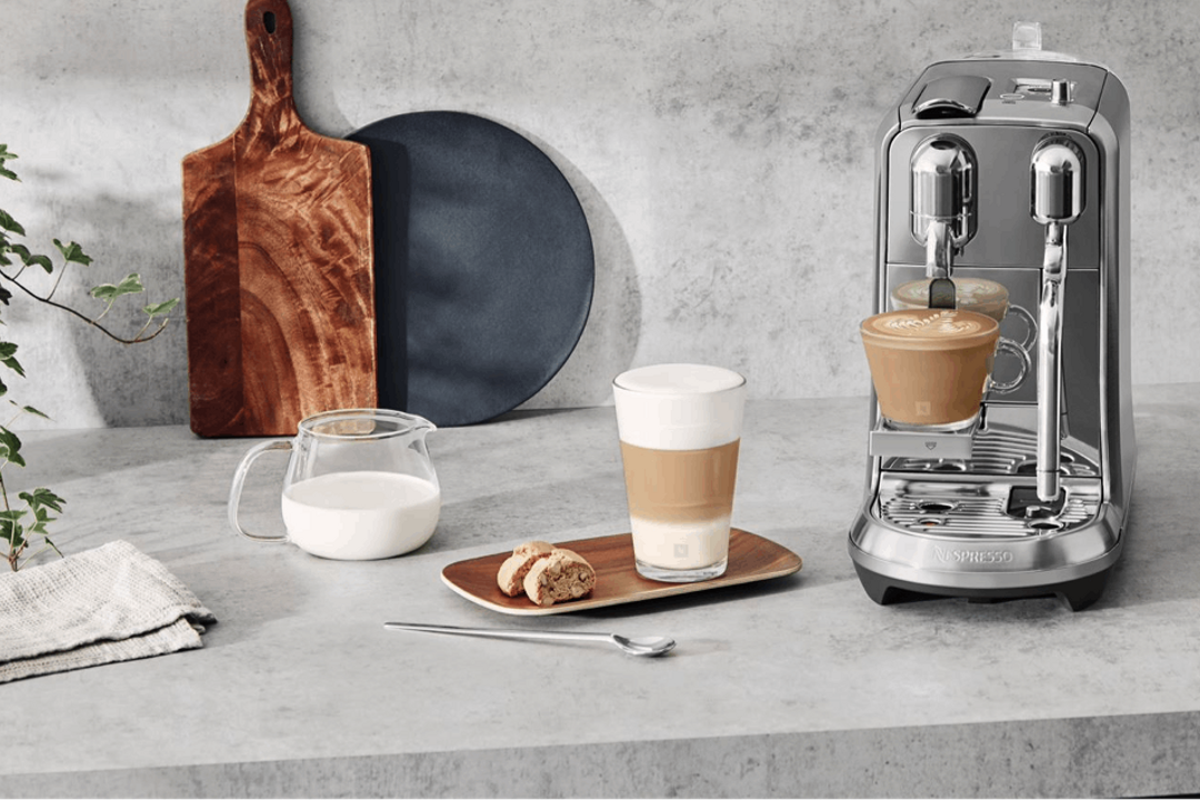 Enjoy up to 15% off from Nespresso's Festive Sale! 1