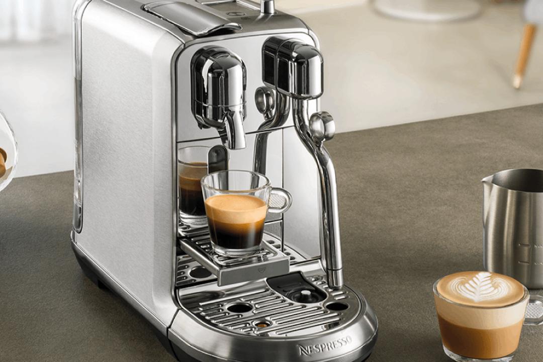 Nespresso coffee machines festive sale