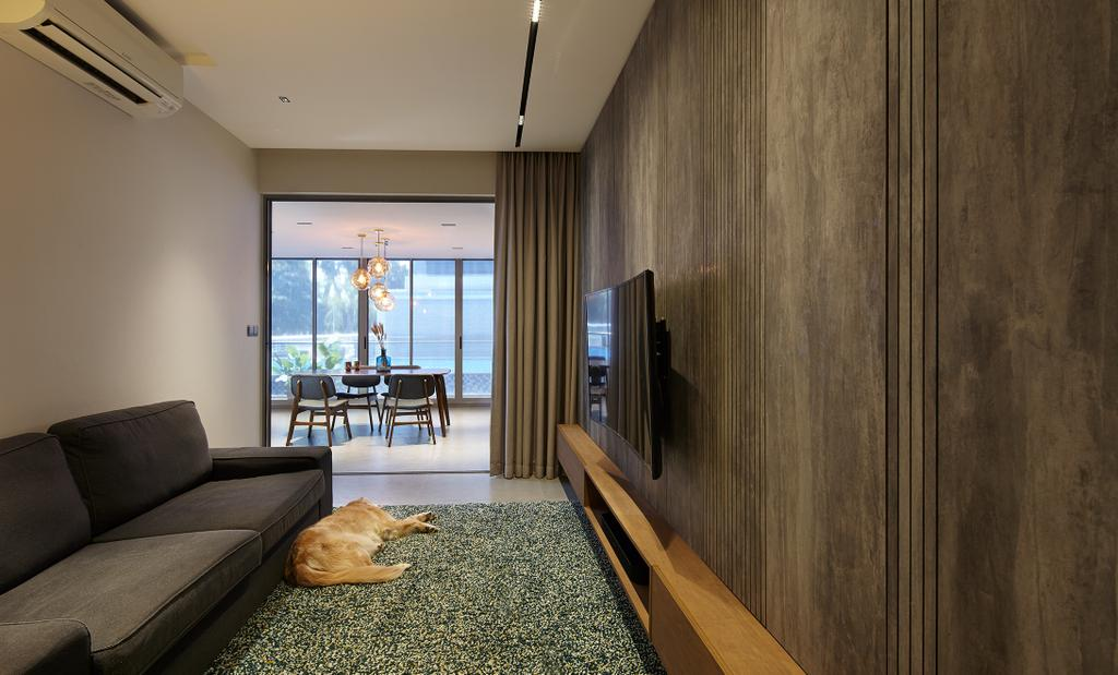 Contemporary, Condo, Living Room, Naturalis, Interior Designer, Notion of W, Scandinavian