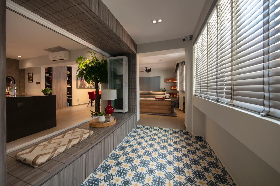 Bukit Merah by Aart Boxx Interior