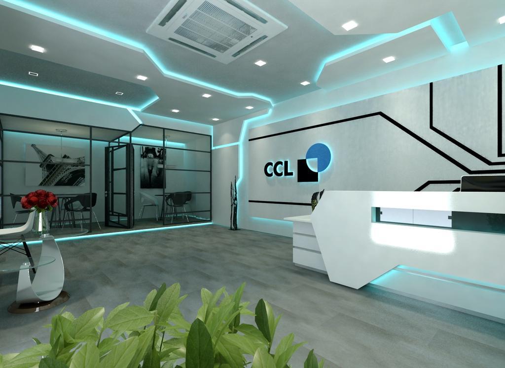 CCL Office, Commercial, Interior Designer, Todz'Terior