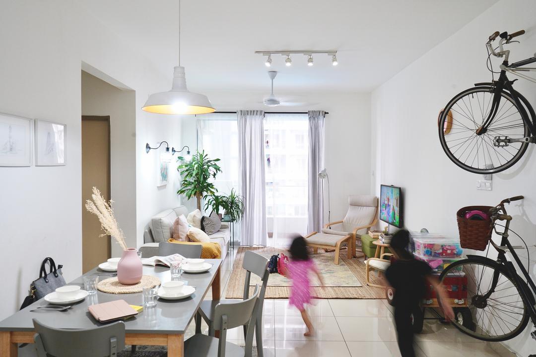 Residensi PV21, Setapak by Studio Athira Wan