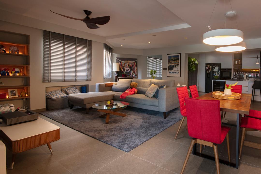 executive apartment HDB renovation Bukit Merah